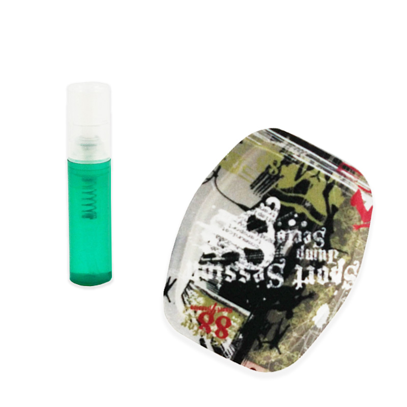 cleaning pad&lens sprayer