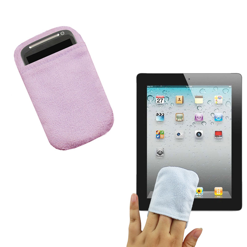 screen cleaning pad
